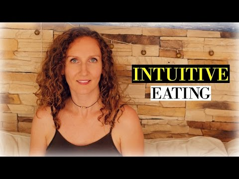Intuitive Eating and Getting Over Fear of Food: My Current Diet