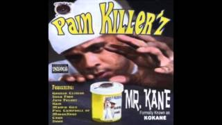 Kokane - G Sense Of Humor - Pain Killer