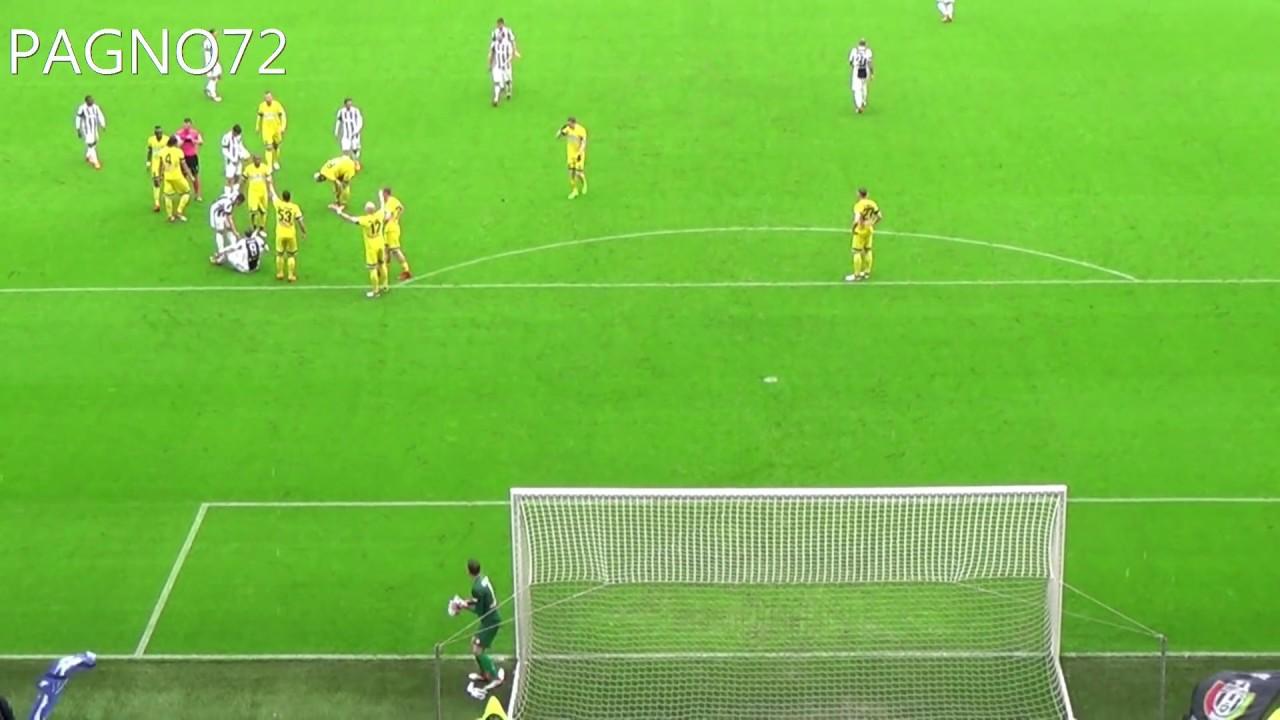 Juventus Vs Udinese Wallpaper: JUVENTUS Vs Udinese Goal Dybala 1-0