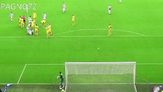 JUVENTUS Vs Udinese   Goal Dybala 1-0