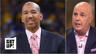 Lakers should hire Monty Williams, not Tyronn Lue - Seth Greenberg | Get Up!