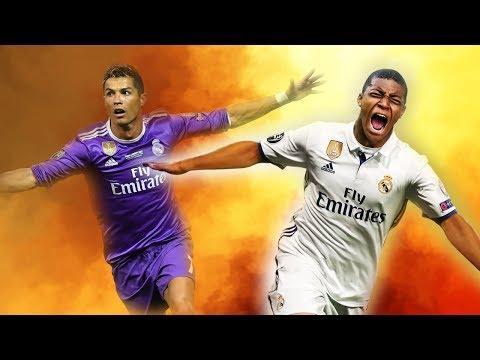 Kylian Mbappé vs Cristiano Ronaldo 2017 • Who is the next Madrid Star?