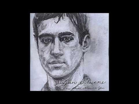 Sufjan Stevens - The Dress Looks Nice On You (lyrics)