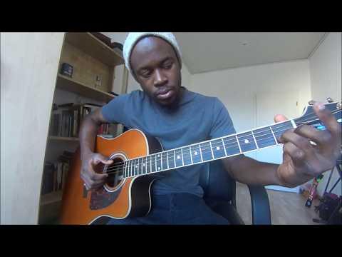 NA LINGI YO - Dena Mwana  EXPLIQUÉ  EXPLAINED  Guitar Lesson