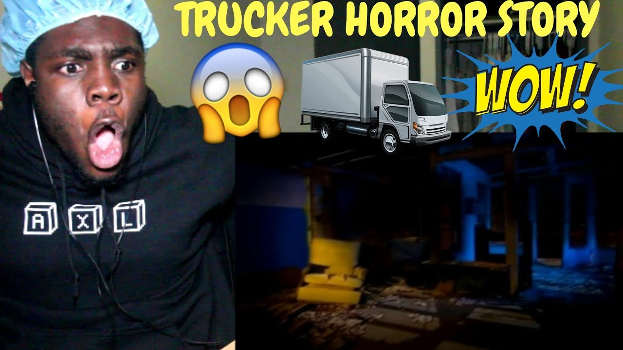 3 True Scary Trucker Horror Stories By Mr Nightmare Reaction Youtube Nightmare (@mr_n1ghtmare) в tiktok (тикток) | лайки: 3 true scary trucker horror stories by