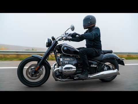 BMW R18 First Review. Harley-Davidson Killer?