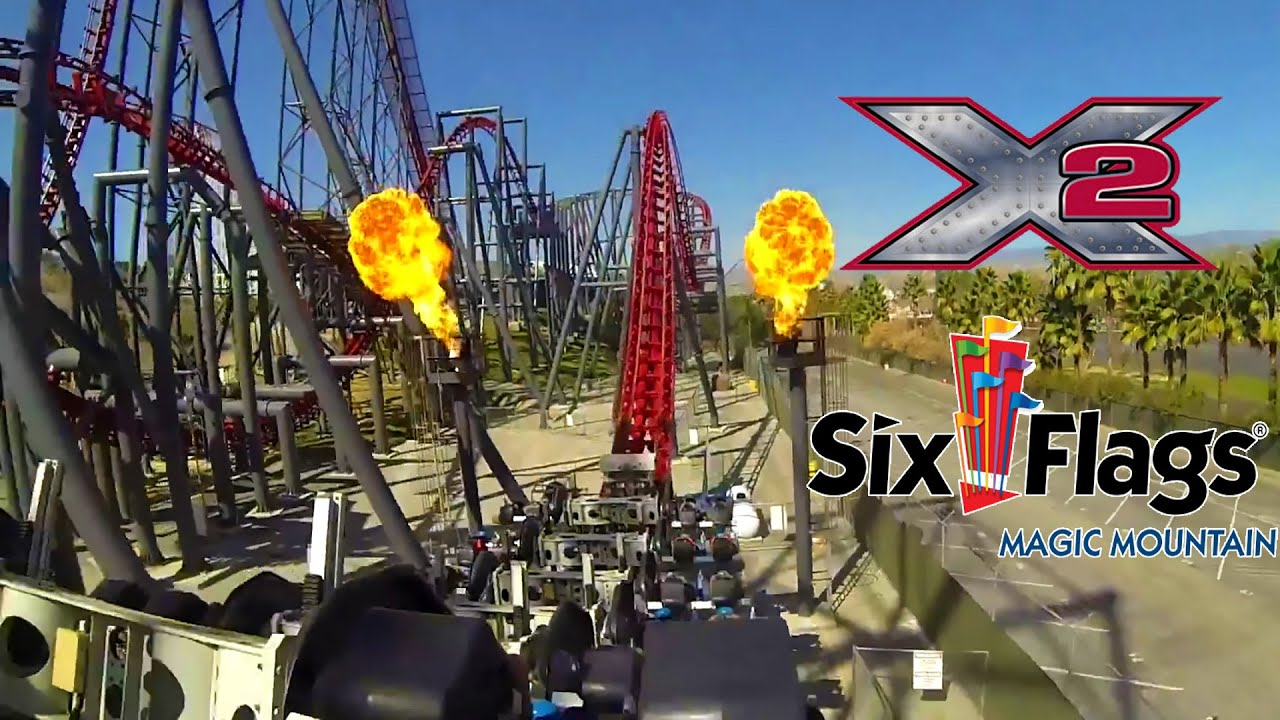 x2 roller coaster - photo #42