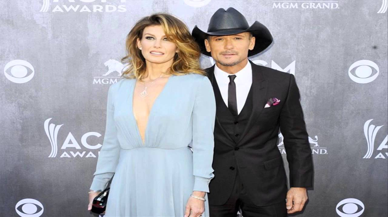 Tim McGraw Reveals Secrets Of Long Marriage With Faith