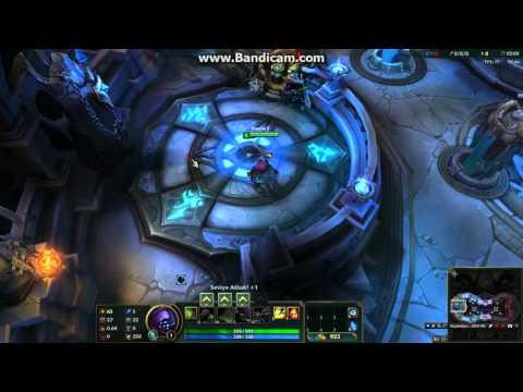 League Of Legends Zoom Hack 6.3
