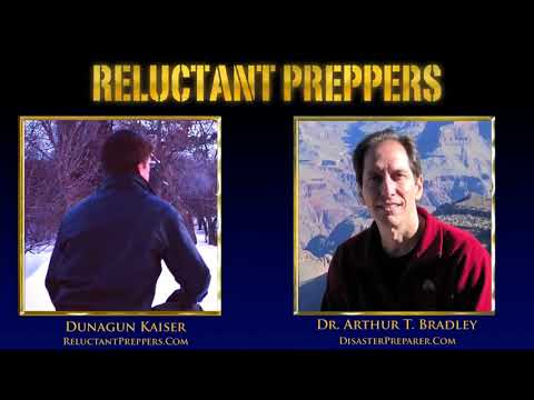 Are You Prepared for THESE SCENARIOS? (ENCORE)   Dr  Arthur T Bradley