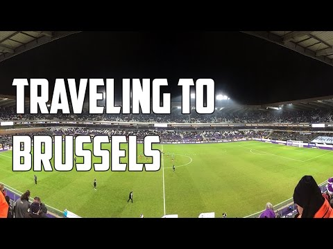 TRAVEL VLOG: PARIS TO BRUSSELS - DAY 1