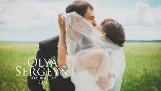 Olya & Sergey Wedding day 2014 Kolya Lavrinovich video Свадьба