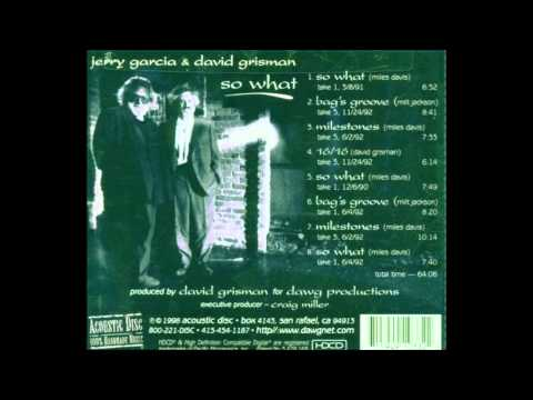 Jerry Garcia & David Grisman - So What (Miles Davis)
