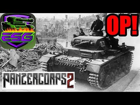 Panzer Corps 2- Prestige Farming Technique to Get to USA East Coast |