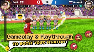 Perfect Kick 2 - Online SOCCER game (by Gamegou) - Android / iOS Gameplay