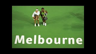 Serena vs Sharapova ● AO 2007 F ESPN Highlights