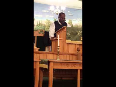 Rev. John Stevenson
