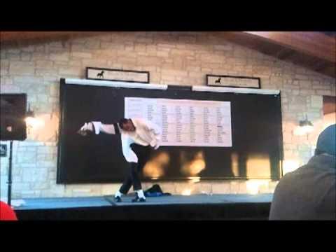 Kedrick Brown Performs MJ Mix