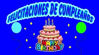 Felicitaciones de Cumpleaños Divertidas, Graciosas