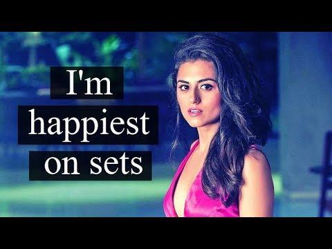 """Barun Sobti was more happy for me ""- Ridhi Dogra on Asura | Exclusive | Tellychakkar |"
