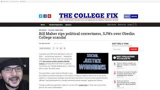 Cenk Uygur Outraged After Bill Maher Calls Out 'Social Justice Warriors'