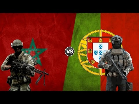 MOROCCO VS PORTUGAL- Military Power Comparison 2017