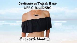 Confección de Traje de Baño Off Shoulders