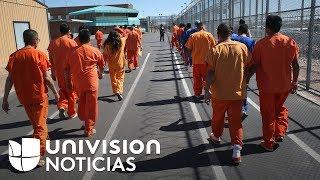 El 47% de los reos inmigrantes tienen orden de deportación