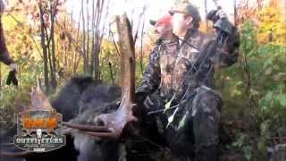 "2014 Omm Moose Hunts ""the Charge"" 5 Gun And Bow Hunts."