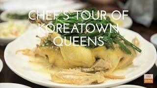 Chef's Tour of Koreatown Queens