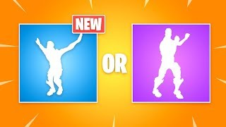 NEW Eagle Emote or Fresh Emote? Fortnite Battle Royale Daily Items Update