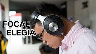 Trên tay tai Focal Elegia - Tai nghe closed-back đầu tiên của Focal