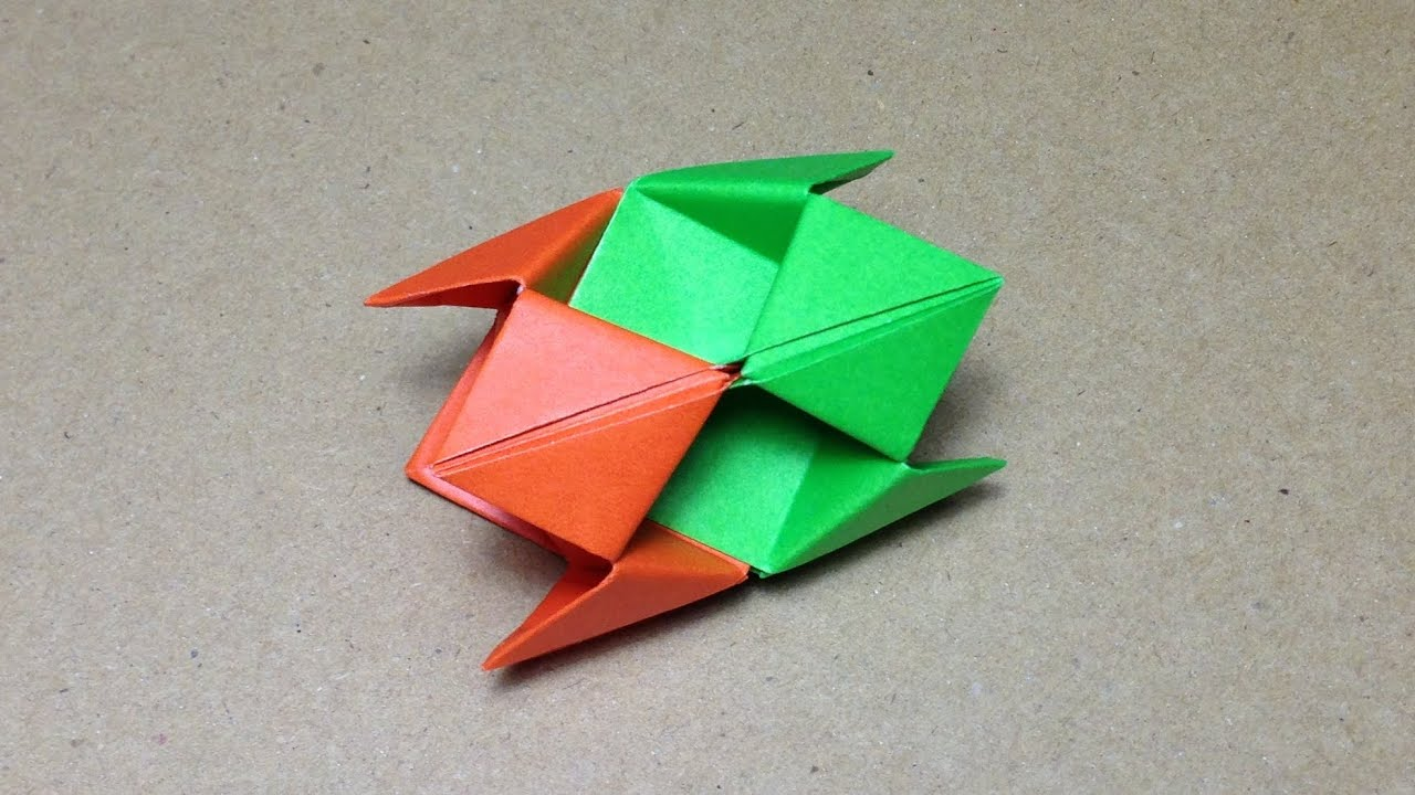 Modular Origami How To Make An Ball