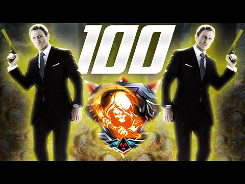 100 NUCLEARS! - JAMES BOND NUCLEARS - Two Silenced MR6 Nuclears