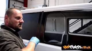 Van Conversion Window Fitting Tutorial