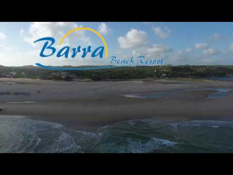 Barra Beach Resort, Mozambique, Droneview by Aasvoël Drones