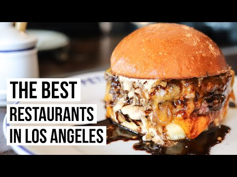 The BEST Restaurants In Los Angeles: 3 MUST TRY LA Restaurants!