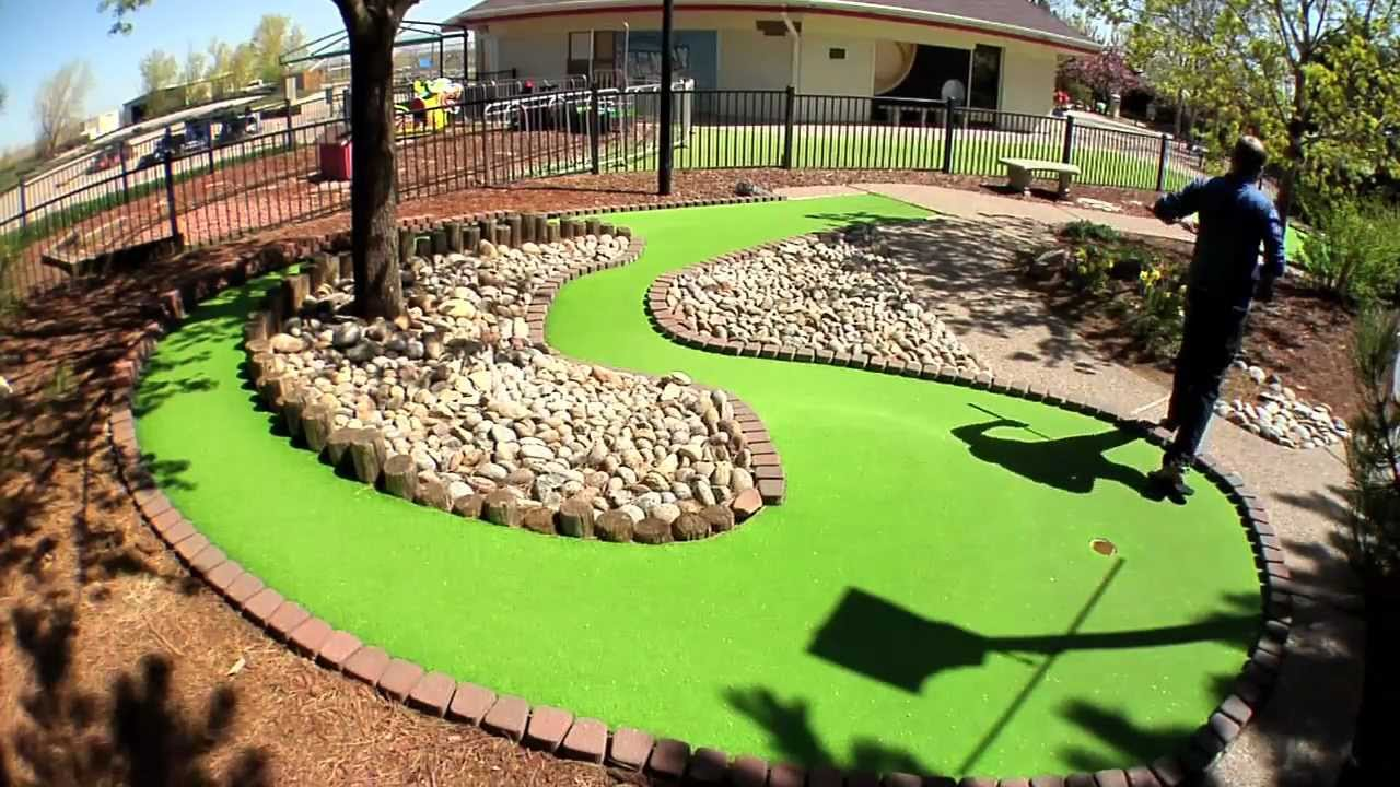 miniature golf masters youtube
