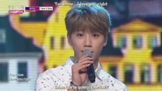 U-kiss  유키스  - Take It Slow  Sub Esp + Hangul + Rom