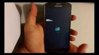 Como resetear a modo fabrica el Samsung Galaxy S4 Active i537 ★ Formatear