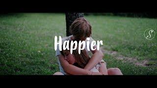 Ed Sheeran - Happier (Traduccion al Español) (Subtitulos Ingles)