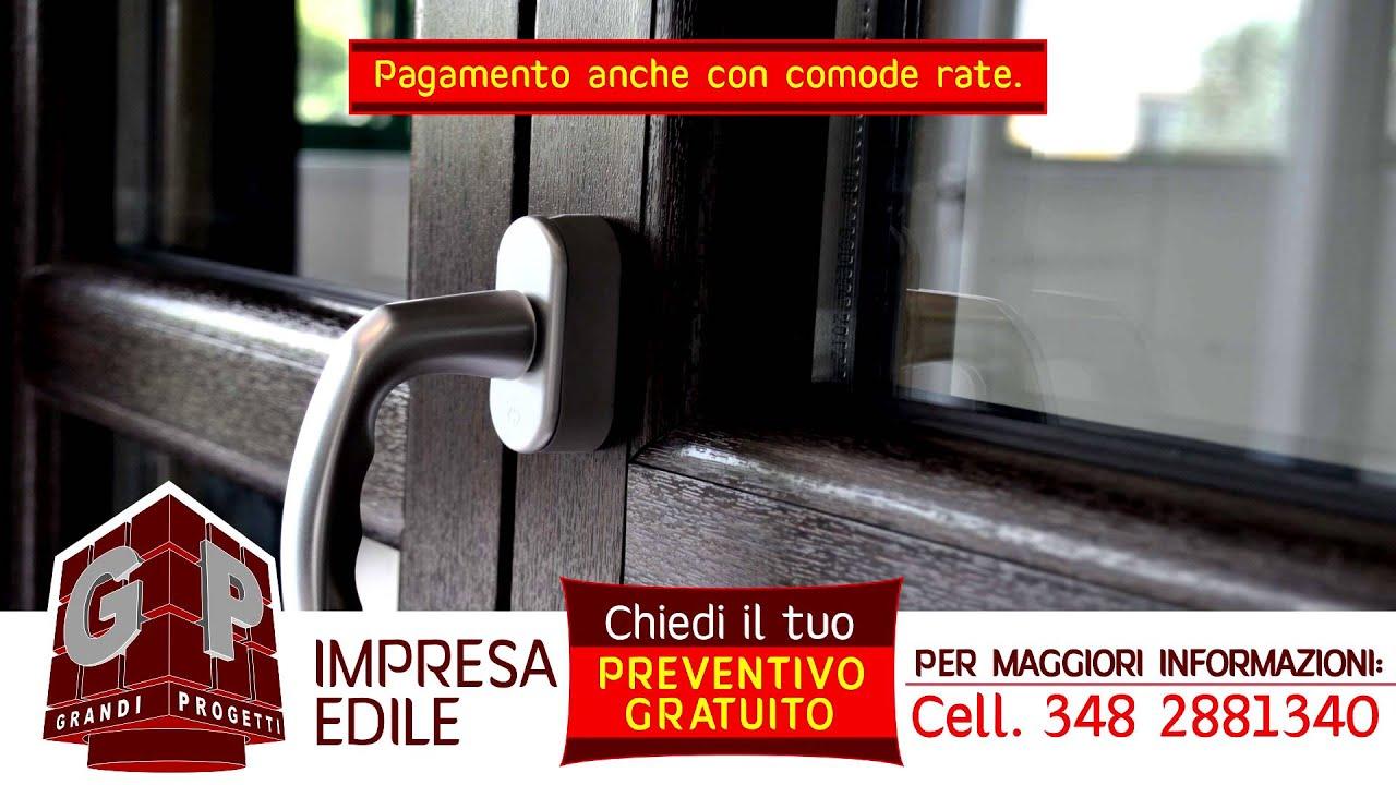 Vendita porte e finestre in legno alluminio pvc porte - Porte e finestre modena ...