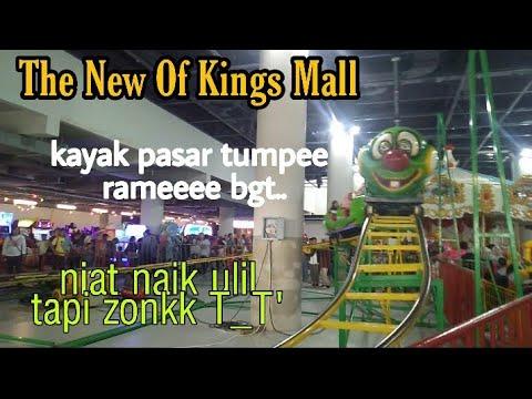 Kings Fun World Bandung Baru || Kings Mall and Kings Fun World Reborn