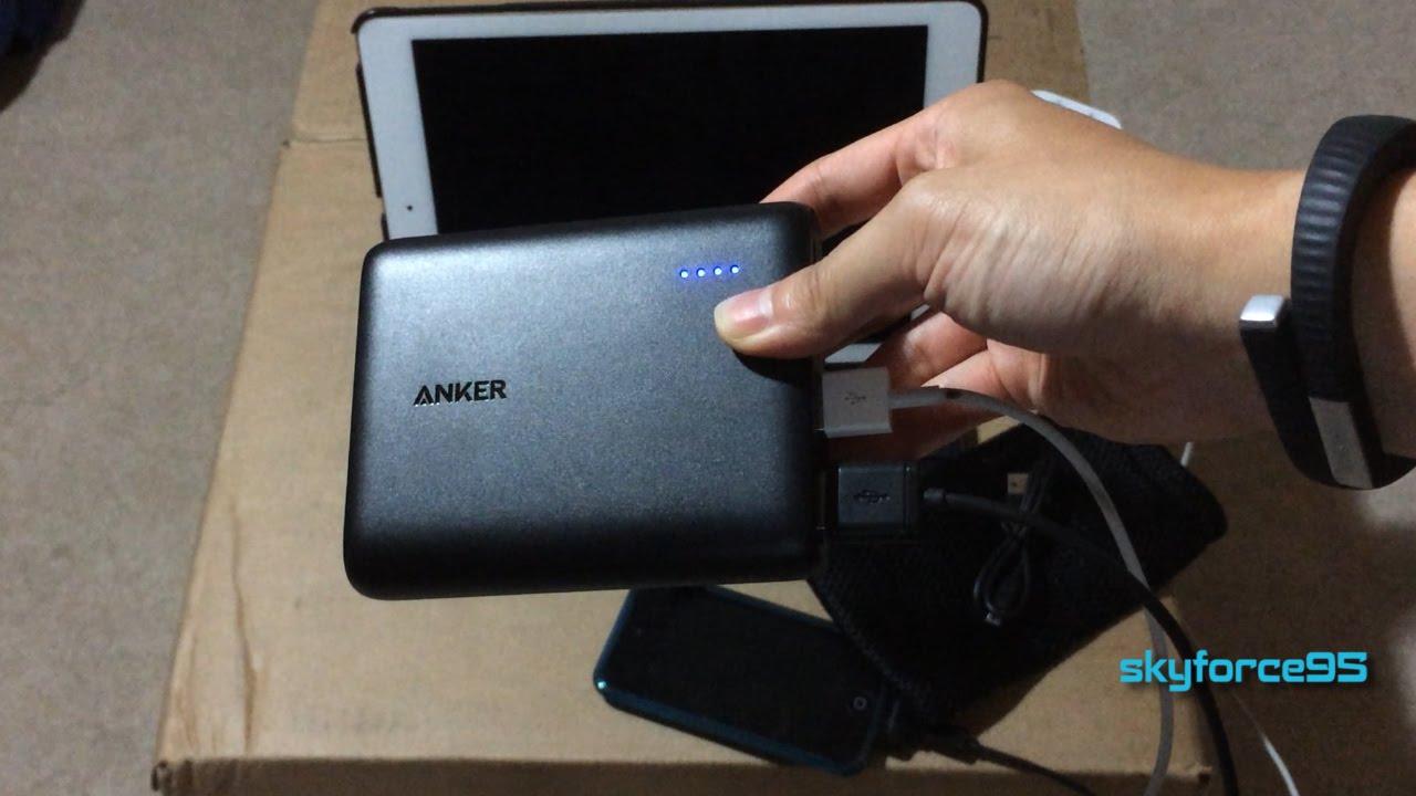 Anker PowerCore 10400mAh External Battery Review