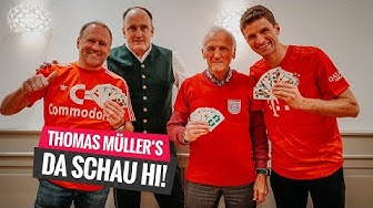 DA SCHAU HI – Schafkopf-Tutorial mit Thomas Müller