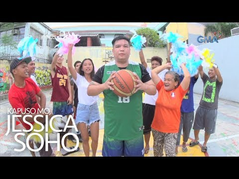 Kapuso Mo, Jessica Soho: Big Mac ng hard court!