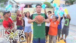 Kapuso Mo, Jessica Soho: Big Mac ng hard court!