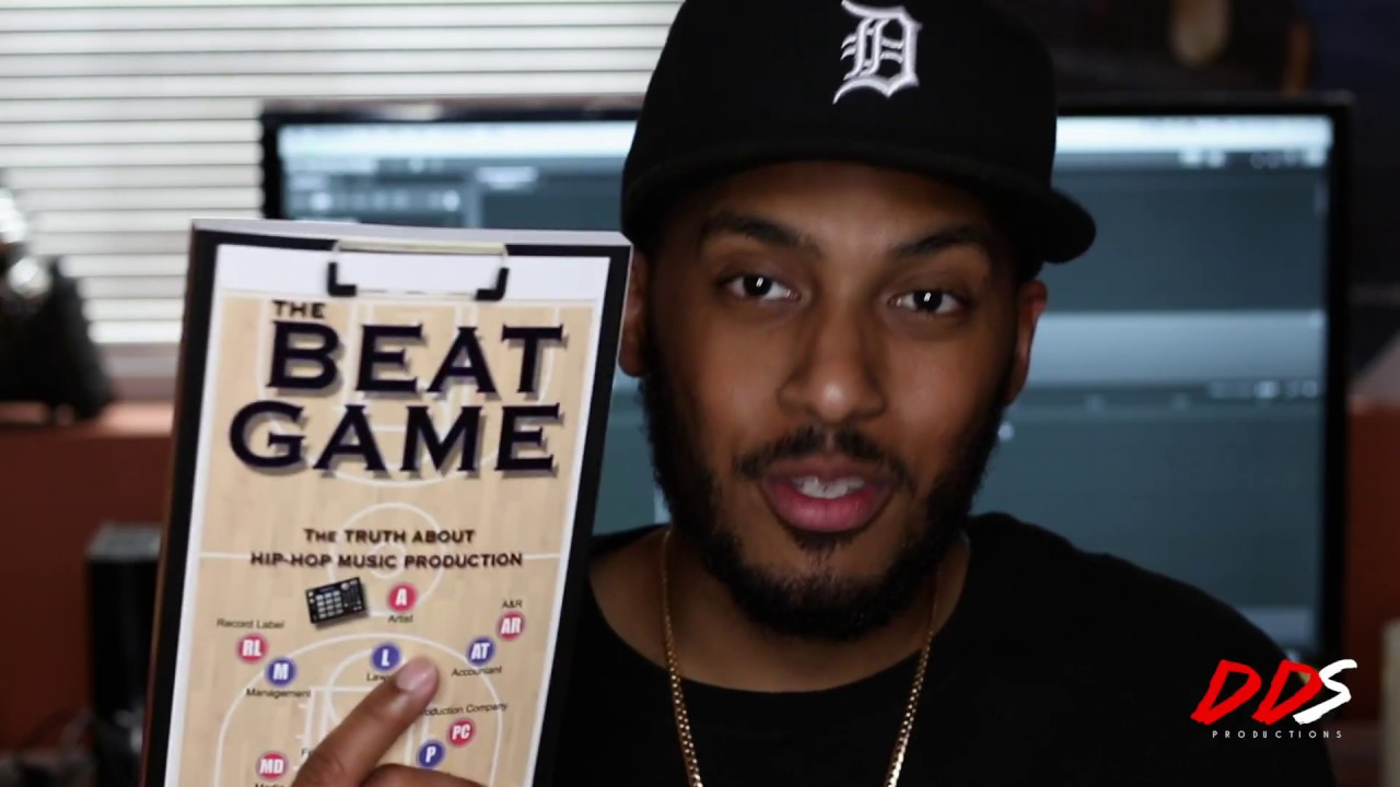 The Book All Producers Should Read: The Beat Game  Book Recommendation