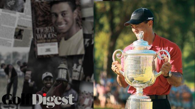 865045ec The Evolution Of Tiger Woods: Golf Digest Archives | Golf Digest ...