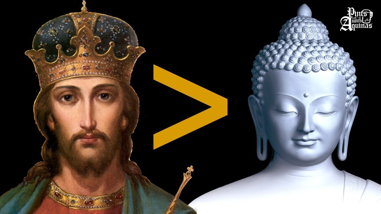 Conversion Story: From Buddhism to Christianity W/ Evan Collins